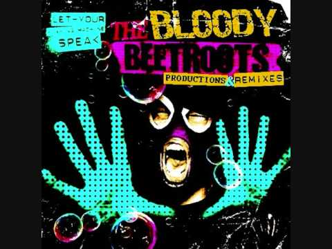Bloody Beetroots - Ill To Destroy