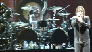 Black Sabbath - Paranoid Live Download Festival 2012 Donington Park 10.06.2012