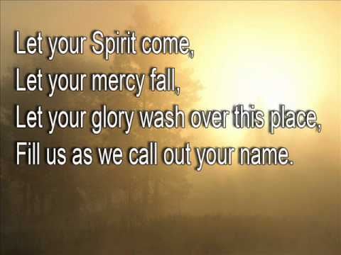 Let Your Spirit Come