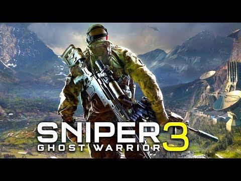 Sniper Ghost Warrior 3 kill optical sight x10 over 500m |