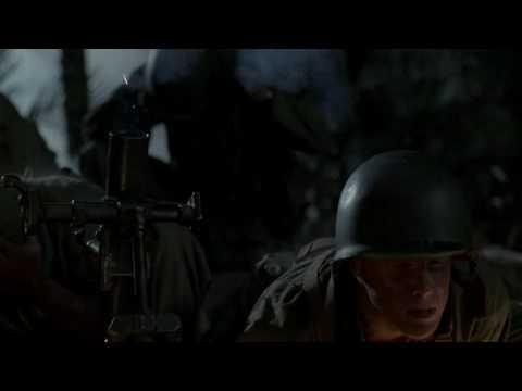 The Pacific Episode 1 (Battle of the Tenaru Scene)