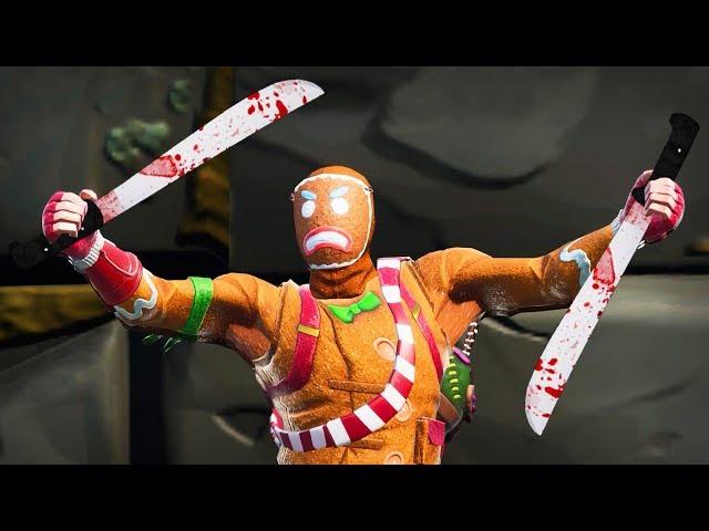 MICHAEL MYERS Horror Mode in Fortnite