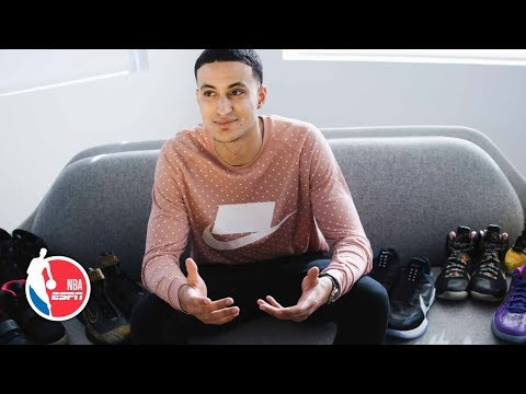 Kyle Kuzma talks rare sneakers, Nike Adapt BB, Kuzmania persona | Kick Game Evolution
