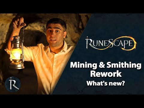 RuneScape Mining & Smithing Rework - What's new?