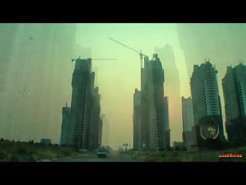 Luoyang bus tour - Arrival at Luoyang Grand Hotel - Trip to China part 26 - Travel video HD