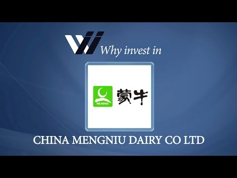 China Mengniu Dairy Co Ltd - Why Invest in