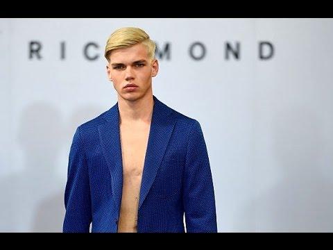 Richmond | Spring Summer 2017 Full Fashion Show | Menswear