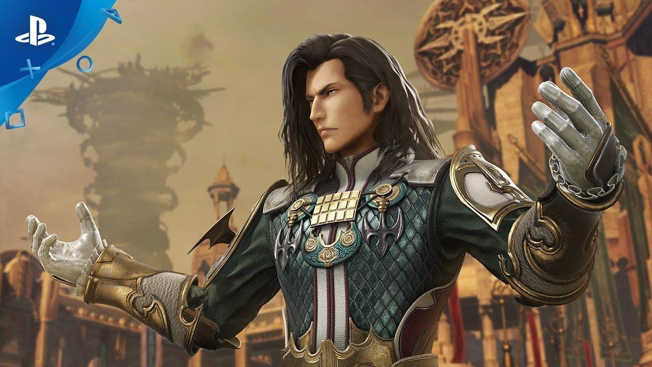 Dissidia Final Fantasy NT Reveals FF VIII's Rinoa Heartilly As New