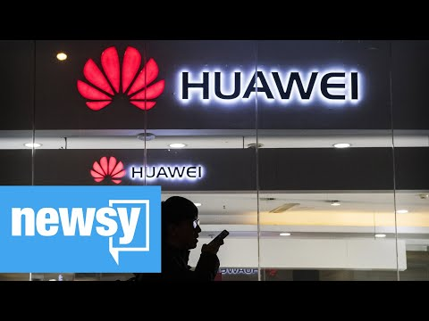 U.S. hits Huawei with new charges