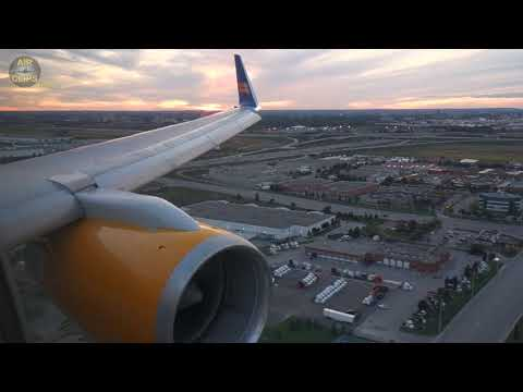 got-to-love-boeing-757s!!!-icelandair-rb211-landing-views-into-toronto!-[airclips]