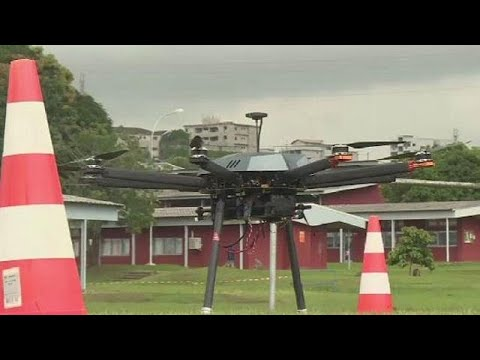 Ivory coast launches drones to monitor vast power grid