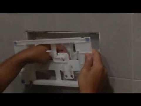 Desmontar cisterna empotrada roca youtube - Mecanismo cisterna roca ...