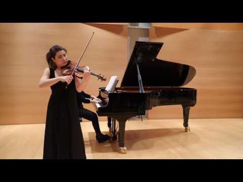 Dvořák - Mazurek in E minor, Op 49 - Julia Turnovsky