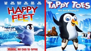 Top 10 Horrible Movie Rip Offs (Transformers, Happy Feet and Iron Man)
