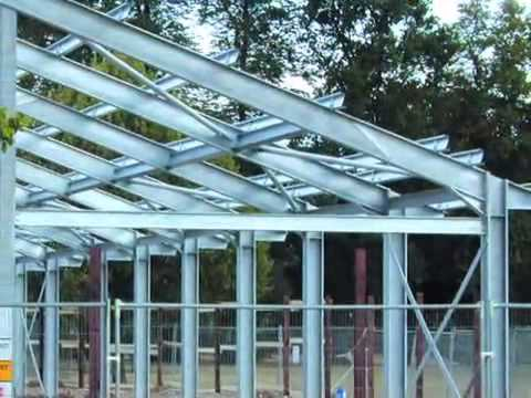 Steel Fabrications - Harvey Fabrication