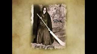 """Sidhe - She is a witch"" album teaser"