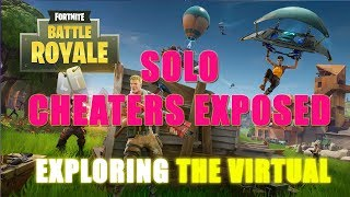 Fortnite: Battle Royale Cheaters Exposed?