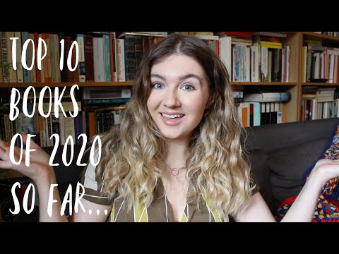 The Best Books of 2020 So Far...