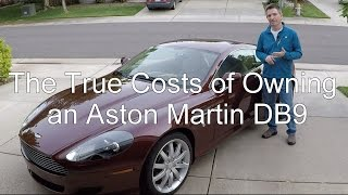 Download The True Cost of Owning an Aston Martin DB9 Mp3 and Videos