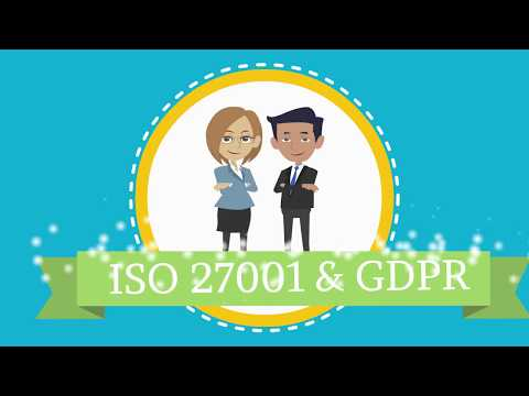 ISO 27001 and The General Data Protection Regulation (GDPR)