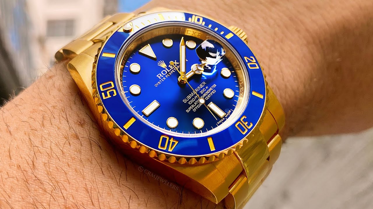 7 Reasons Why Your First Luxury Watch Should Be A Rolex!