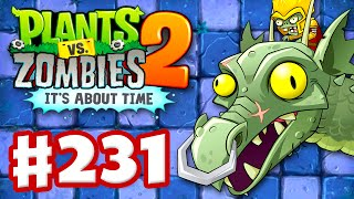 Plants vs. Zombies 2: It's About Time - Gameplay Walkthrough Part 231 - Zomboss Dragon Fight! (iOS) thumbnail