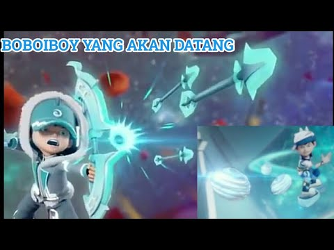 Boboiboy Movie 2 Poster Reveal