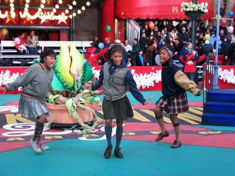 Little Shop of Horrors / Suddenly, Seymour - 2003 - Macy's Thanksgivings Day Parade Performance