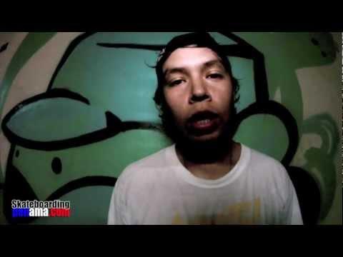 Los 3 Trucos Favoritos de Irving Guerrero. - skateboarding panama