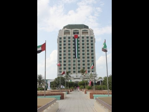 Holiday International hotel review, Sharjah, UAE