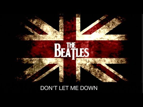Dont Let Me Down  THE BEATLES  Subtítulos  Español