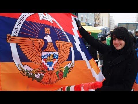 Карабахские армяне про конфликт.