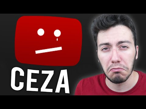 YOUTUBE CEZASI (Youtubers Life) #4