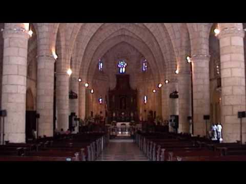 Cathedral de Santa María la Menor, Santo Domingo, Dominican Republic