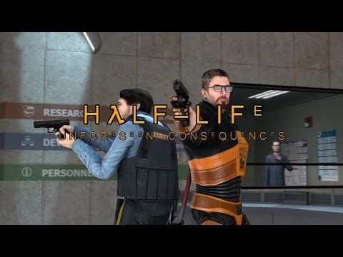 Half-Life Season 1 Episode 3 - Unforeseen Consequences