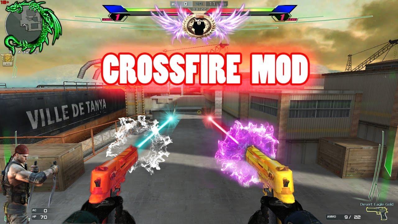 Cfvn Mod Troll Tổng Hợp Cac Bản Mod Game đột Kich Cực đẹp