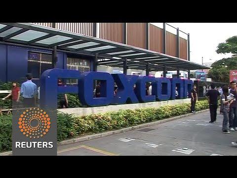 Foxconn plans US plant for over $10 bln