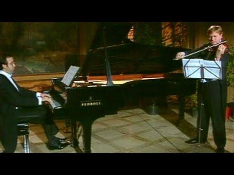 Antonio Bazzini - Sonata for Violin and Piano