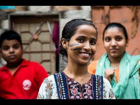 Je veux dire aux filles en Inde de s'affirmer pour défendre leurs droits on YouTube