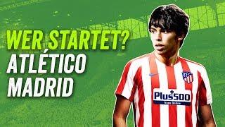 Kann Joao Felix Griezmann ersetzen? Atlético Madrid potenzielle Aufstellung 2019/20