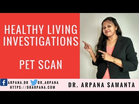 What Is Positron-Emission Tomography Or PET Scan : Healthy Living Investigations #62