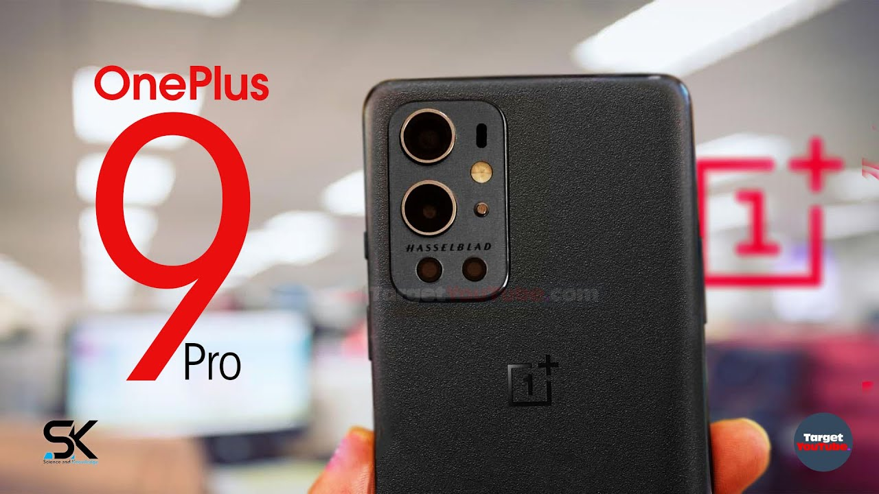 OnePlus 9 Pro OFFICIAL - Latest Features, Design and Characteristics