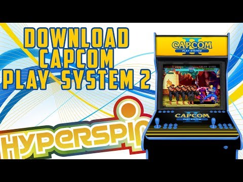 HYPERSPIN / DOWNLOAD PACK CAPCOM PLAY SYSTEM 2 / CPS2 - Arcade Punks