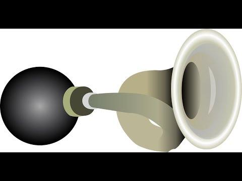 Bike horn play Sound Effect