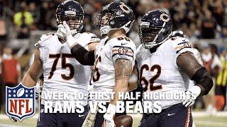 Jay Cutler's on Fire as Bears Offense Explodes in 1st Half Against the Rams!   Bears vs. Rams   NFL