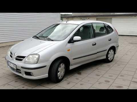 Купил 7 машин! Nissan Almera Tino 2004г. 1800 евро. Авто из Литвы. UAB VIASTELA