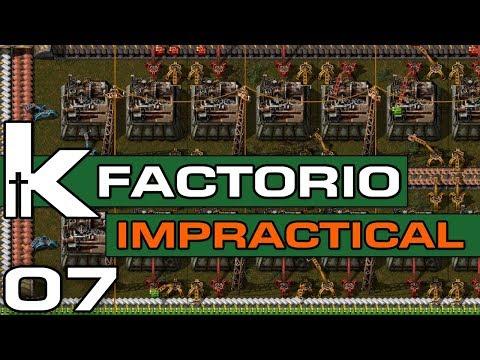 Factorio 0 17 | Impractical Ep 07 | Circuits | Let's Play Factorio