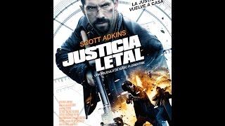 JUSTICIA LETAL - TRAILER OFICIAL ESPAÑOL