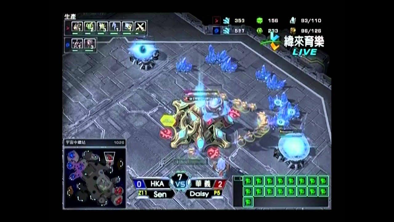 TeSL電競超級聯賽第七屆_StarCraft II第四季 冠軍賽