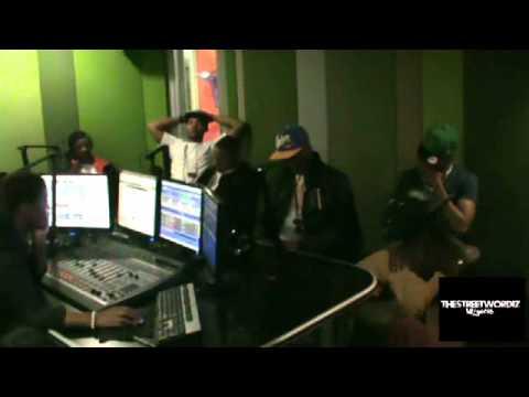 Niche Fam at VOWFM Interview feat Cashtime Fam